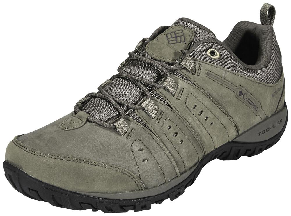 Woodburn De Chaussures Colombie Plus Ii Imperméable Pour Les Hommes - Brun Foncé TaQH71ii